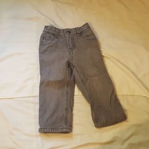 Insulated Grey Pants